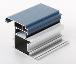 Powder Coating Aluminium/Aluminum Profile for Window and Doors pictures & photos