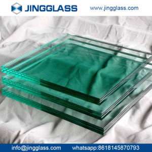 Building Construction Safety Curved Tempered PVB Laminated Glass Curtain Wall Cheap Price pictures & photos