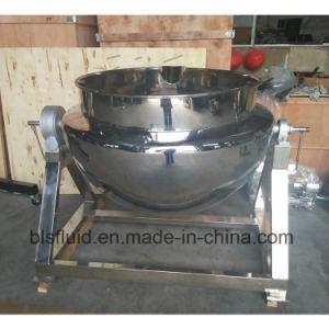 Soup Cooking Mixing Kettles/100kg Bone Soup Cooking Pot (agitator) pictures & photos