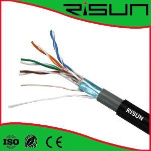 FTP Cat5e&6 Cable PVC pictures & photos