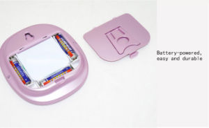 Hot Sales Portable Single Side LED Lighted Make up Mirror/ Vanity Mirror pictures & photos