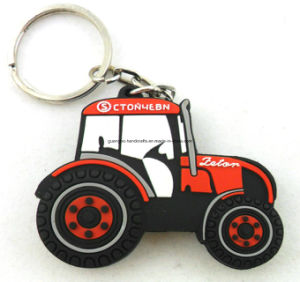 Top Grade Reality Car Silicone/Pcv Keychains (RT-154034) pictures & photos