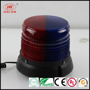 LED Warning Strobe Beacon Light/Traffic Emergency Signal Beacon for Police/Red Blue Security Alarm Rotator Lamp for Sale pictures & photos