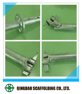 Ringlock Scaffolding System; Galvanized All-Round Scaffolding System pictures & photos