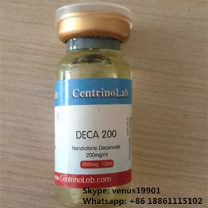 Deca Bodybuilding Fitness Injection Nandrolone Decanoate 200mg pictures & photos