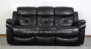 Kd-RS7139 Massage Recliner/Massage 1+2+3 Recliner/Bonded Leather Recliner Sofa Set & Single Recliner & Loveseat & Sofa Set pictures & photos