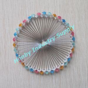 Wholesale 38mm Clear Diamond Head Wedding Hair Pins
