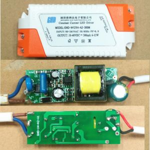 Ce/EMC/Bis Approval High Efficiency LED Panel Light Drivers pictures & photos