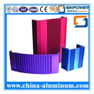 High Quality Polished Extruded Aluminium Profile