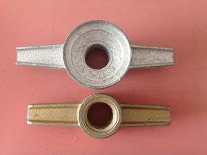 Scaffolding Accessory Galvanized Cast Lron Prop Nut pictures & photos