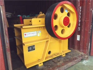 ISO9000 Small Competitive Jaw Crusher PE150X250 Rock Cutting Machine pictures & photos