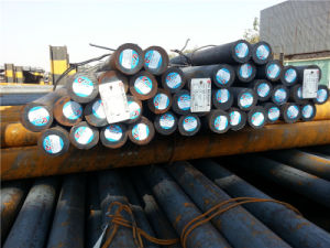 Shandong Laiwu Special Steel From China Round Steel Bar 40mnb pictures & photos
