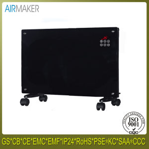 Wall Mounted Electrical Convector Glass Panel Heater pictures & photos