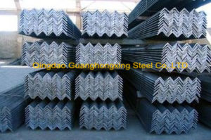 Q235/Q345 Hot Rolled Structural Steel Angle pictures & photos