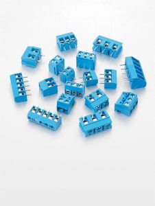 Best Selling PCB Screw Terminal Block Connector with 5.08mm Pitch (WJ508) pictures & photos