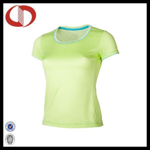 New Style Short Sleeve Custom Women T Shirts for Summer pictures & photos
