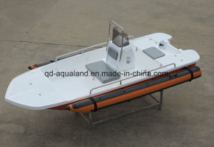 Aqualand 13feet 4m Cheap Rigid Inflatable Boat/Rib Boat (RIB400 SUPER) pictures & photos