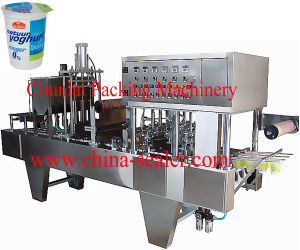 Filling Machine Type and Paper, Plastic Packaging Material Automatic K Cup Filling Sealing Packing Machine pictures & photos