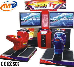 Tt Moto Double Seats Driving Simulator pictures & photos