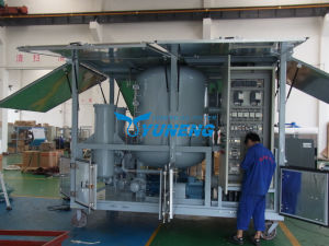 Mobile Transformer Oil Purifier/ Purification/ Filtration/ Filtering Equipment pictures & photos