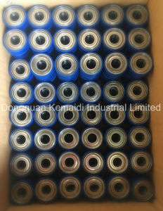 6001zz PU Attached Bearing with Good Lubrication pictures & photos