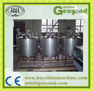 Stainless Steel Liquid Food CIP System pictures & photos