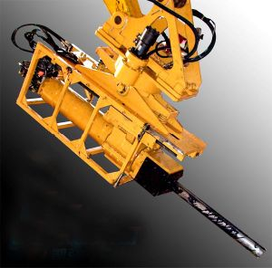 Excavator Mounted Hydraulic Rock Splitter with Factory Price pictures & photos