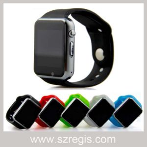 "A1 1.54"" Camera Bluetooth Smart Wrist Sport Watch Mobile Phone pictures & photos"