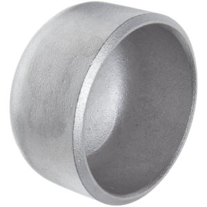 Stainless Steel Pipe Fittings Caps with CE pictures & photos