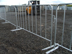 Hot-DIP Galvanized Crowd Control Barrier (XM - CCB) pictures & photos