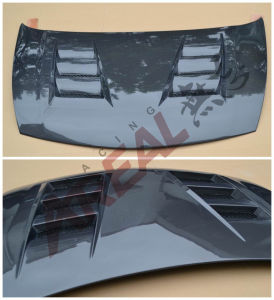 for Honda Civic Fd2 2006 Carbon Fiber Hood Js pictures & photos
