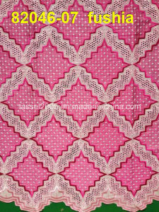 Hot Sell Swiss Voile Lace in 2015 (82046) pictures & photos