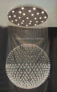 Modern Ceiling Lighting with K9 Crystal for Decoration pictures & photos