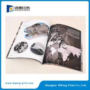 Professional Perfect Binding Full Color Catalog for Women pictures & photos