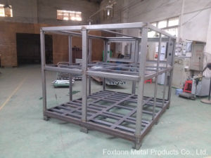 OEM Large Metal Frame for Construction Industry pictures & photos