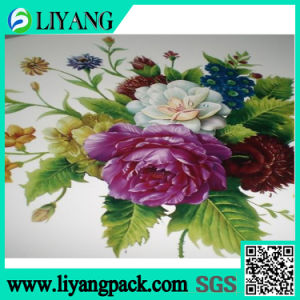 Gorgeous Flower Film, Heat Transfer Film pictures & photos