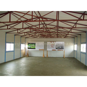 Easy Assemble and Disasseble Prefabricated House Prefab House pictures & photos