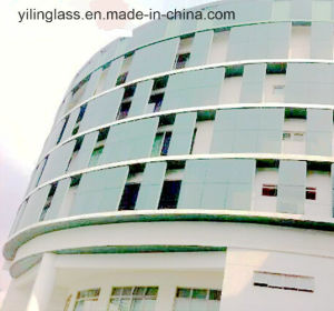 Energy Save Reflective Double Glazed Cladding Glass pictures & photos