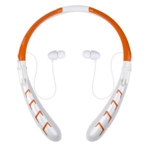 Sports Wireless Neckband Bluetooth Earphones Music Stereo Bluetooth Headset pictures & photos