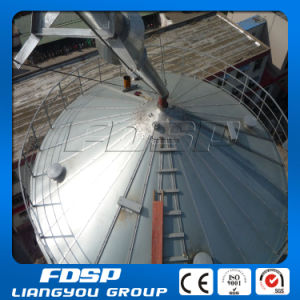Hopper Bottom Steel Structure Silo with High Quality pictures & photos