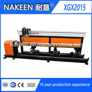 Three Aixs CNC Steel Pipe Cutter From Nakeen pictures & photos