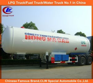 40m3 LPG Delivery Trailer 40cbm LPG Trailer for Nigeria pictures & photos