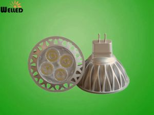 DC12V Retrofit LED MR16 Bulb Light 5W 6W LED Spot Lighting with Ce RoHS for 50W Replacements pictures & photos