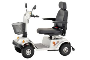 4 Wheel Electric Mobility Scooter Eml46A pictures & photos