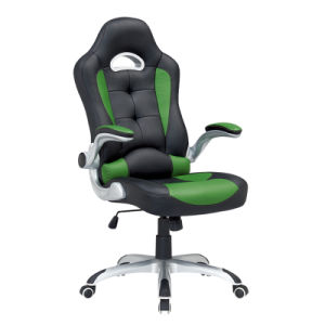 Fashion Design Adjustable Lift PU Leather Racing Office Chair (FS-RC016) pictures & photos