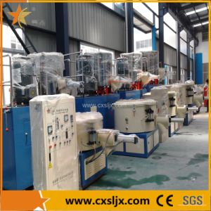 Chinese Famous Brand Plastic Machine PVC Resin Powder High Speed Mixing System pictures & photos