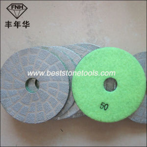 Bd-1 Brazed Polishing Pad for Stone pictures & photos