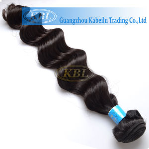 5A Grade Unprocessed Natural Black Best Brazilian Virgin Human Hair Extension pictures & photos