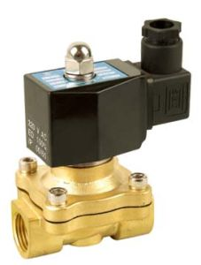 Made in China 12V 2W160-15 Water Solenoid Valve pictures & photos