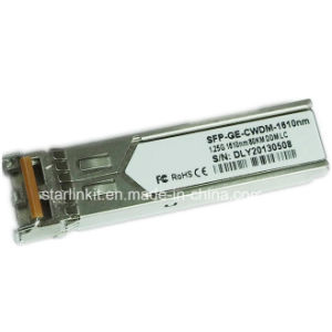 3rd Party SFP-Ge-CWDM-1610nm Fiber Optic Transceiver Compatible with Cisco Switches pictures & photos